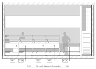 Pacopan - Despacho Interior