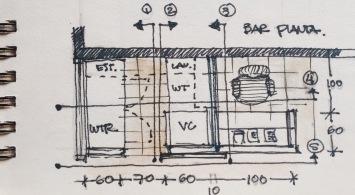 Green Bar Sketch 9