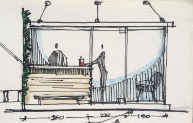 Green Bar Sketch 3