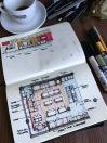 Sketch Plan TotalChef Showroom