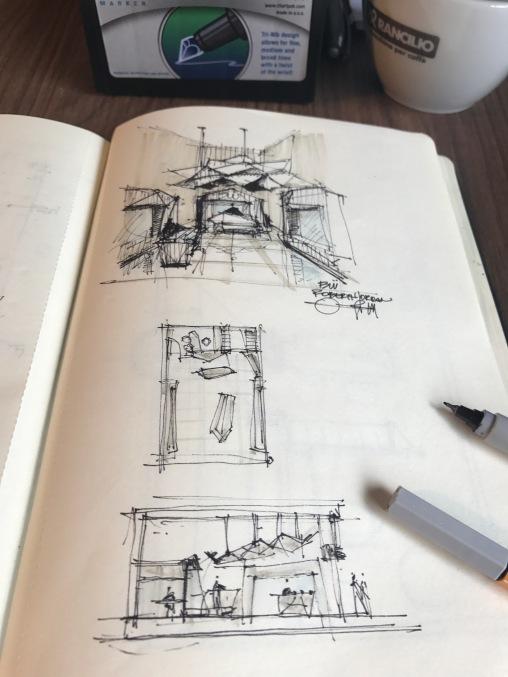 BLU Sketch 5