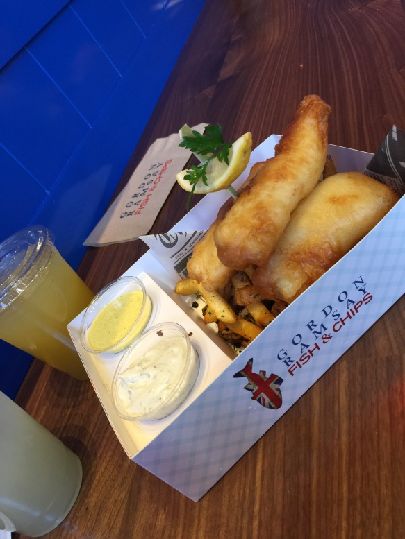 Fish & Chips 4