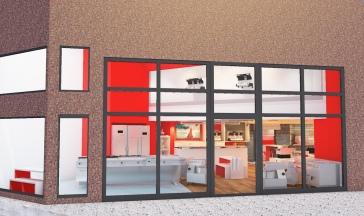 TotalChef Showroom CCS - Picture Fachada