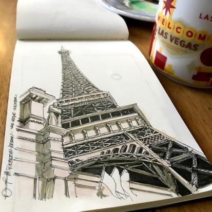 Eiffel Las Vegas 2
