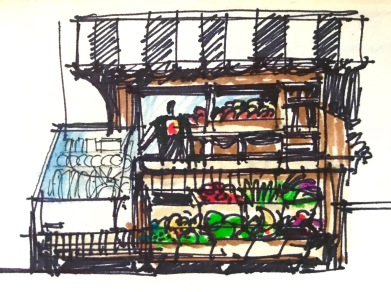CoffeeSketch mini market 8