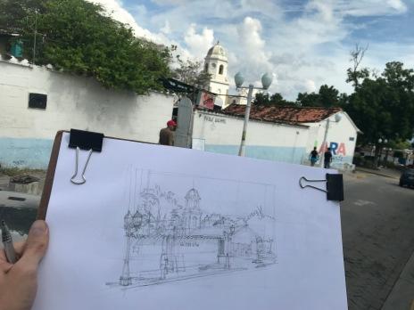 Pa Que William Sketch