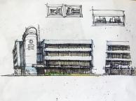 Pre Sketch Camara Comercio
