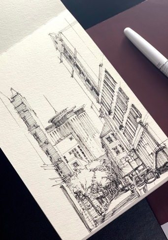 nola downtown sketch 03