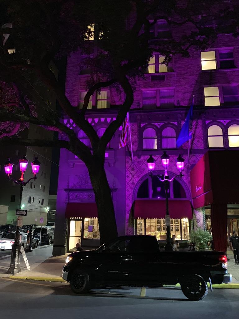 Purple house NOLA
