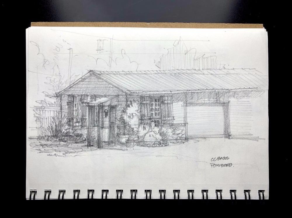 C Bates Sketch 0
