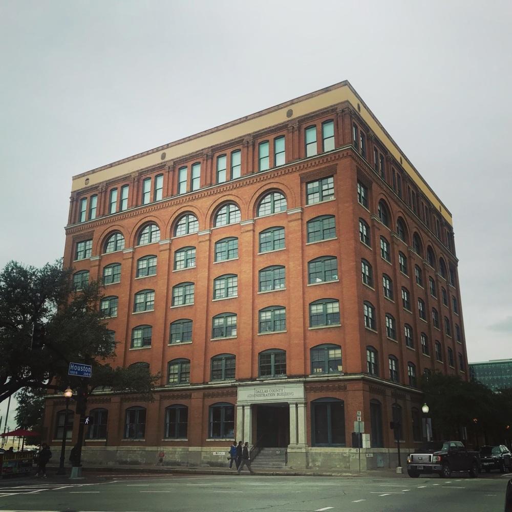 Former Texas Book Depository Building