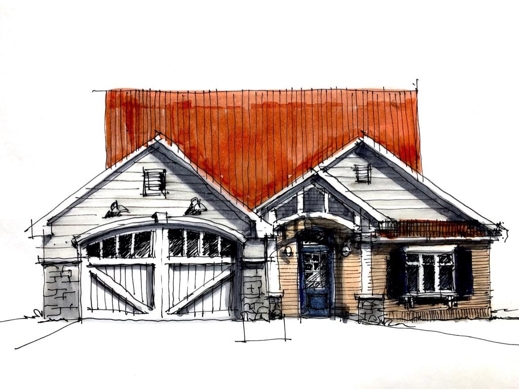 Chapman House – Renovation – Roberth Jordan